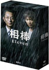 【送料無料】相棒 season 11 DVD-BOX 1 (6枚組) [ 水谷豊 ]