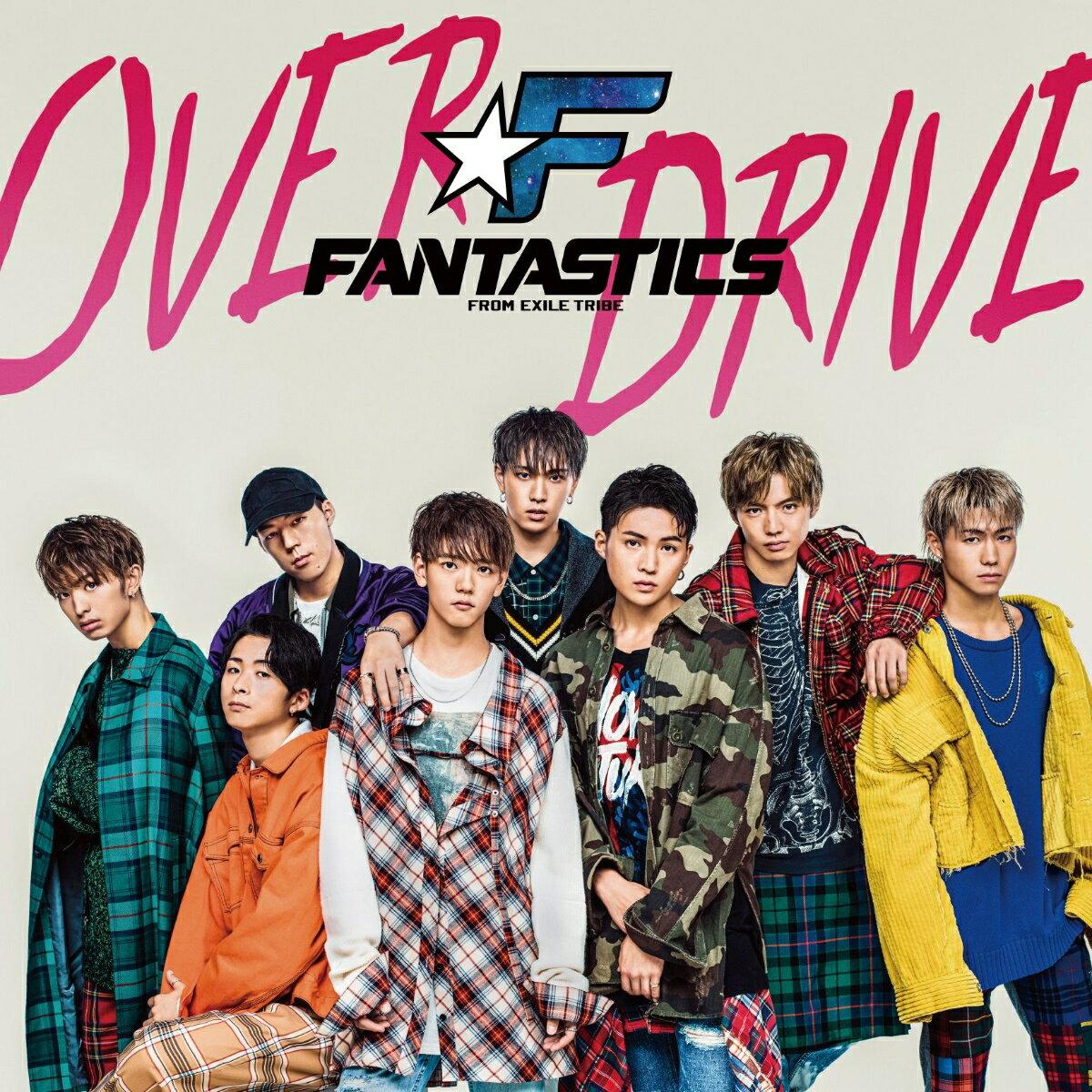 OVER DRIVE (CD+DVD)画像