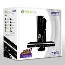 【送料無料】Xbox 360 250GB + Kinect (スペシャルエディション)