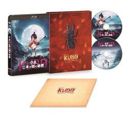 KUBO/クボ 二本の弦の秘密 3D&2D Blu-ray プレミアム・エディション(2枚組)