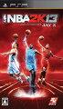 NBA 2K13 PSP版の画像