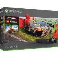 Xbox One X (Forza Horizon 4 / Forza Horizon 4 LEGO Speed Champions 同梱版)の画像