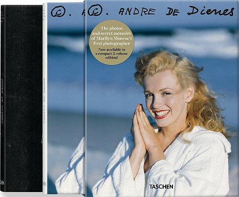 ANDRE DE DIENES,MARILYN 2 VOLS(H)画像