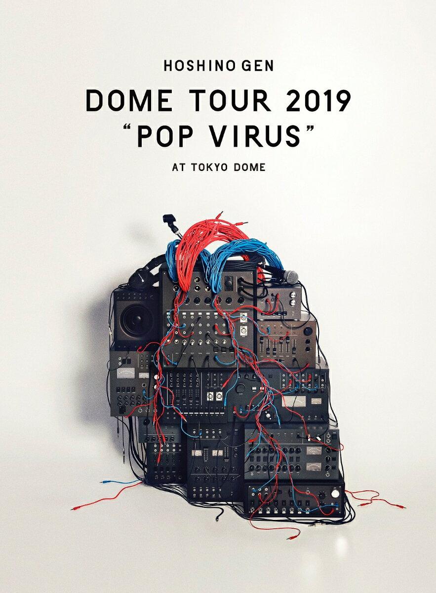 "DOME TOUR ""POP VIRUS"" at TOKYO DOME(DVD初回限定盤)"