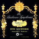 ベートーヴェン:交響曲 第1番&第8番 [ オットー・クレン