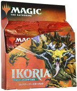 マジック:ザ・ギャザリング イコリア:巨獣の棲処 コレクター・ブースターパック 日本語版 【12パック入りBOX】