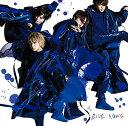 【先着特典】BLUE (初回盤B) (ニッポン応援ペイントシール付き) [ NEWS ]