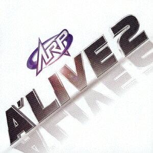 A'LIVE2 (CD+スマプラ) [ ARP ]