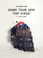 """DOME TOUR """"POP VIRUS"""" at TOKYO DOME(DVD通常盤)"""