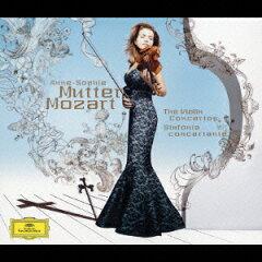 モーツアルト - ヴァイオリン協奏曲 第5番 イ長調 K.219(アンネ・ゾフィー・ムター)