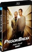 プリズン・ブレイク シーズン1<SEASONS ブルーレイ・ボックス>【Blu-ray】
