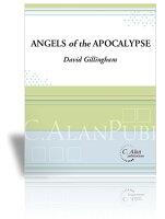 【輸入楽譜】ギリンガム, David: ヨハネ黙示録の天使たち(打楽器八重奏)