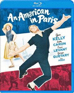 巴里のアメリカ人【Blu-ray】画像