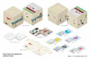 【楽天ブックスならいつでも送料無料】ピンポン COMPLETE BOX 【完全生産限定版】【Blu-ray】 [...