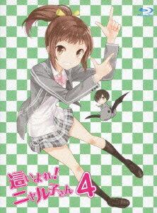 【送料無料】這いよれ!ニャル子さん 4 【初回限定版】【Blu-ray】