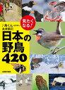 見たくなる!日本の野鳥420 [ ♪鳥くん(永井真人) ]