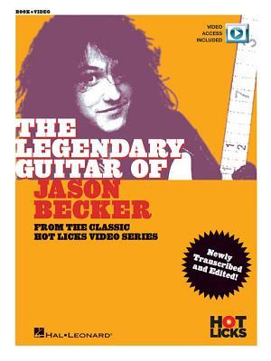 The Legendary Guitar of Jason Becker: From the Classic Hot Licks Video Series画像