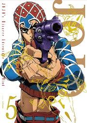 ジョジョの奇妙な冒険 黄金の風 Vol.5(初回仕様版)【Blu-ray】