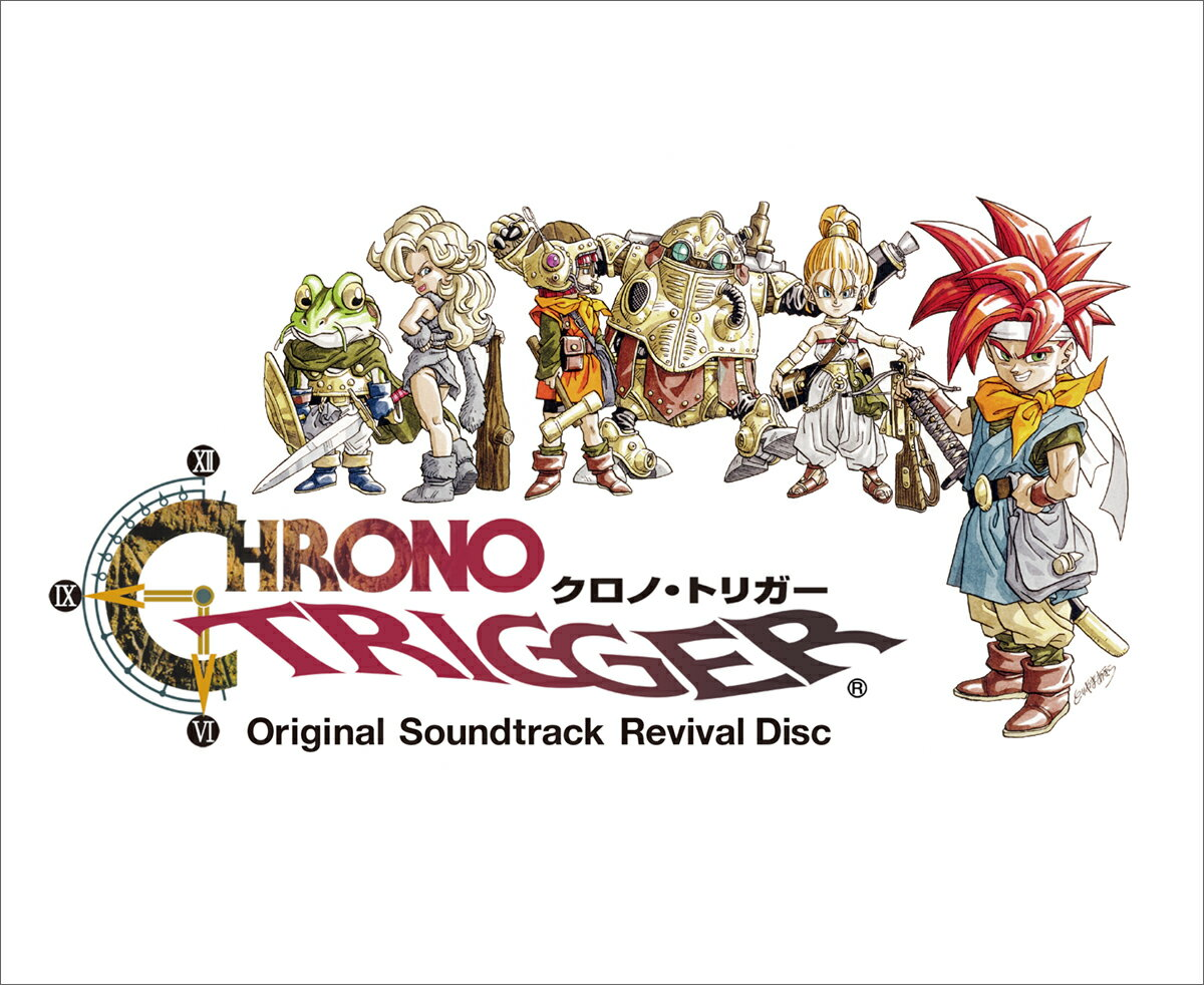 Chrono Trigger Original Soundtrack Revival Disc(映像付サントラ/Blu-ray Disc Music)