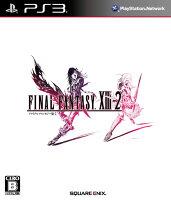 FINAL FANTASY XIII-2 PS3版の画像