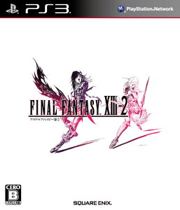 【送料無料】FINAL FANTASY XIII-2 PS3版