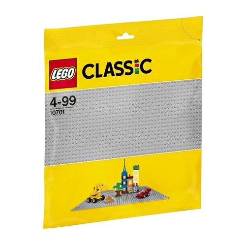 レゴ クラシック 基礎板(グレー) 10701