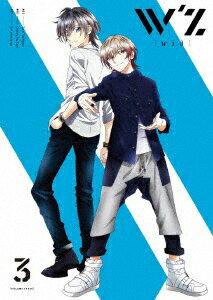 TVアニメ「W'z≪ウィズ≫」 Vol.3【Blu-ray】画像