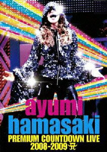 ayumi hamasaki PREMIUM COUNTDOWN LIVE 2008-2009 A [ 浜崎あゆみ ]