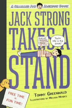 Jack Strong Takes a Stand JACK STRONG TAKES A STAND BOUN [ Tommy Greenwald ]