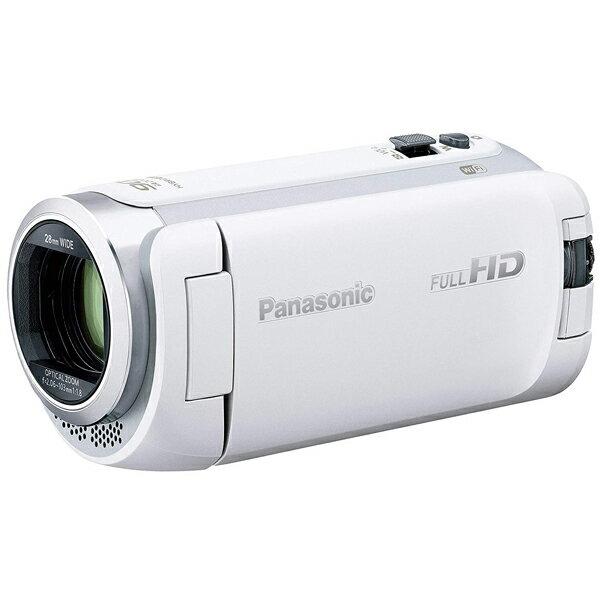 Panasonic デジタルハイビジョンビデオカメラ (ホワイト)