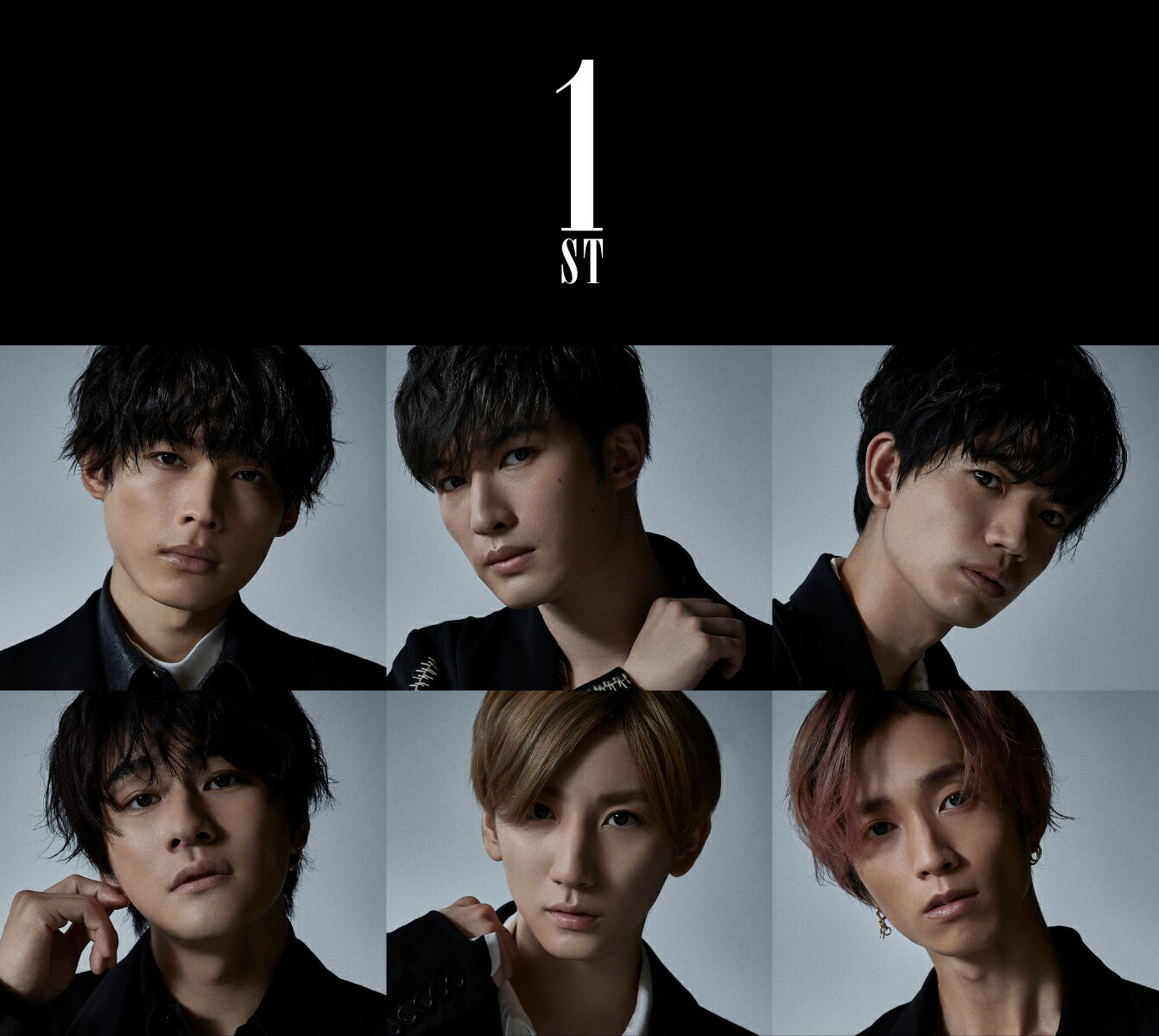 SixTONES初のフルアルバム『1ST』予約受付中!