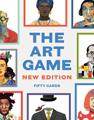 The Art Game: New Edition, Fifty Cards画像