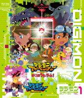 デジモン THE MOVIES Blu-ray VOL.1【Blu-ray】