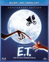 【送料無料】【新作ポイント5倍】E.T.コレクターズ・エディション【Blu-ray】 [ ヘンリー・トー...