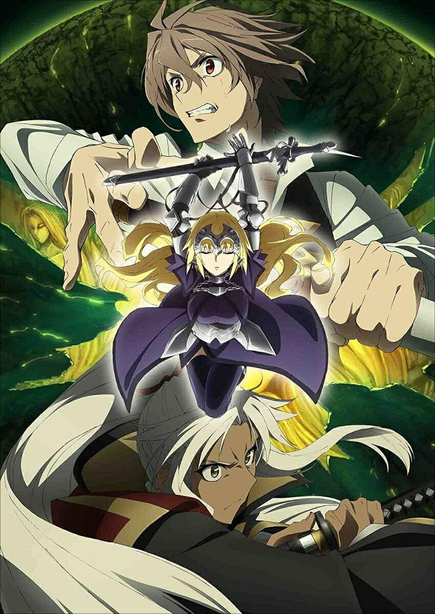 アニメ, キッズアニメ FateApocrypha Blu-ray Disc BoxII()Blu-ray