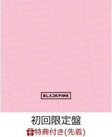 【先着特典】BLACKPINK IN YOUR AREA (2CD+DVD+PHOTOBOOK+スマプラミュージック&ムービー) (初回限定盤) (ポストカード付き)
