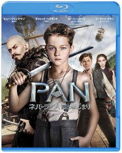 PAN〜ネバーランド、夢のはじまり〜 ブルーレイ&DVDセット(2枚組/デジタルコピー付)【初…