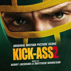 【送料無料】【輸入盤】Kick-Ass 2 (2013) [Score] [ キック アス 2 ]