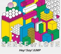 SENSE or LOVE (初回限定盤 2CD+DVD)