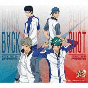 CD, アニメ BCK SHOT