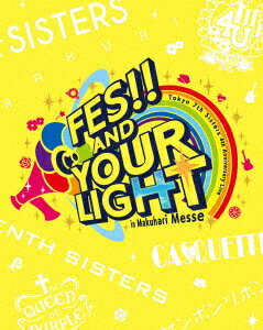 キッズアニメ, その他 t7s 4th Anniversary Live -FES!! AND YOUR LIGHT- in Makuhari MesseBlu-ray Tokyo 7th