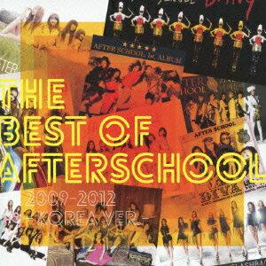 韓国(K-POP)・アジア, その他 THE BEST OF AFTERSCHOOL 2009-2012 -Korea Ver.-( CDDVD) AFTERSCHOOL