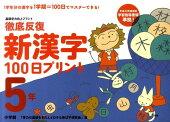 徹底反復新漢字100日プリント(5年)