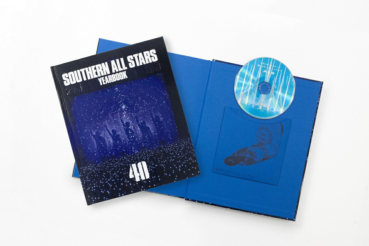 SOUTHERN ALL STARS YEARBOOK「40」画像