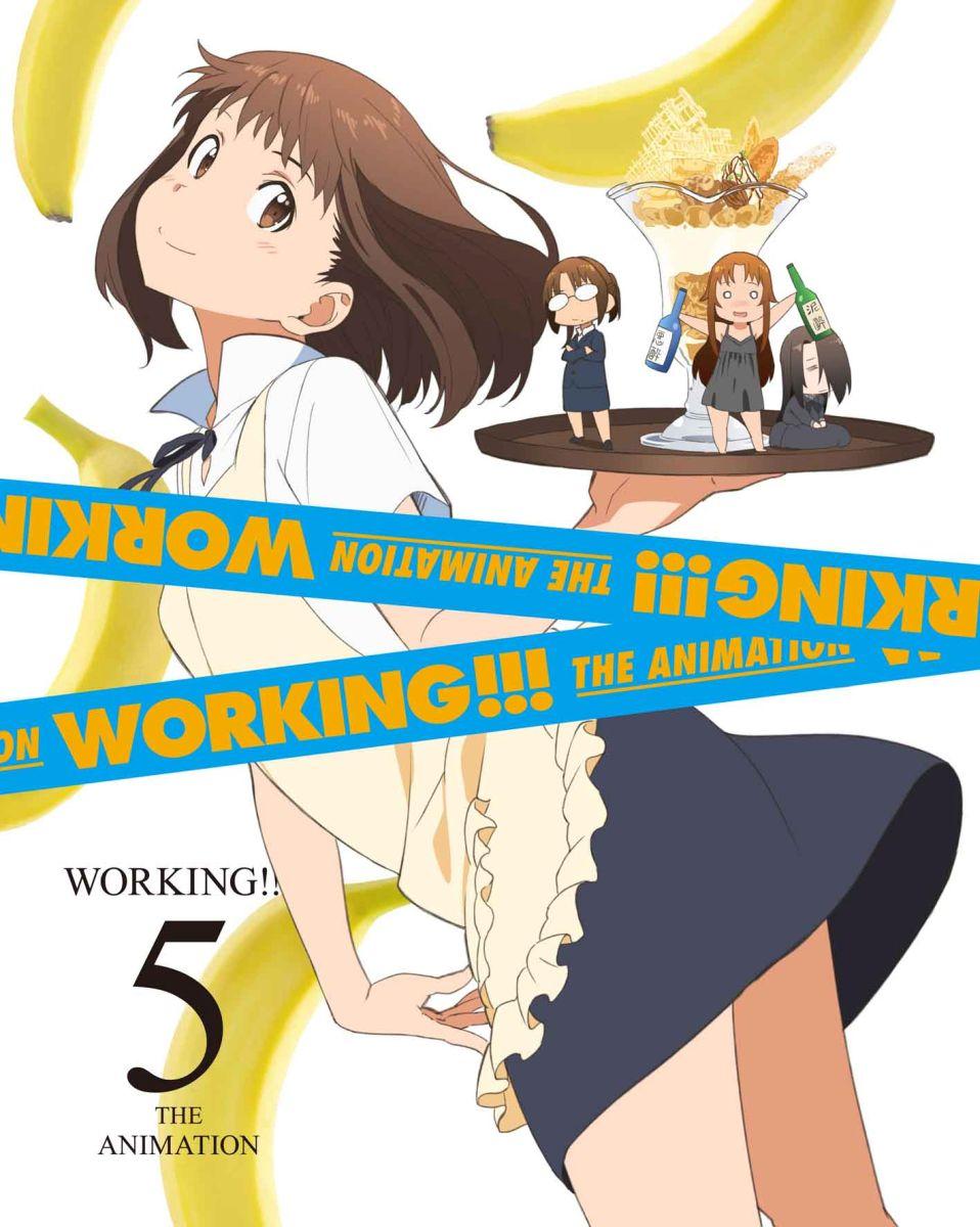 WORKING!!! 5【Blu-ray】画像