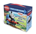 Get Rolling with Phonics (Thomas & Friends): 12 Step Into Reading Books BOXED-GET ROLLING W/PHONI...