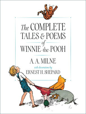 The Complete Tales and Poems of Winnie-The-Pooh画像