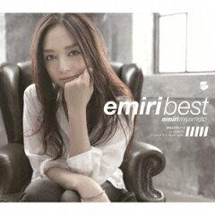 【送料無料】emiri best(CD+DVD) [ 宮本笑里 ]