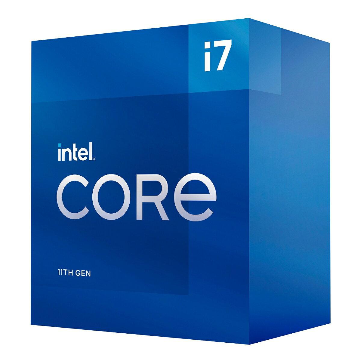 Core i7 11700 BOX
