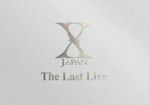 X JAPAN THE LAST LIVE 完全版 初回限定コレクターズBOX